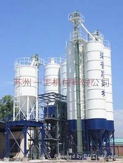 塔樓式干粉砂漿設備 4
