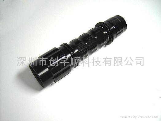 LED手電筒 1