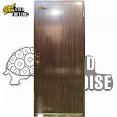 Stanley door with Flush metal door design