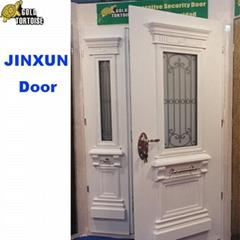 Decorative Security Door Art door Nigeria market security doors