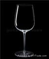无铅水晶玻璃红酒杯厂家高脚杯定制 5