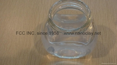 层状纳米锂镁硅酸盐材料