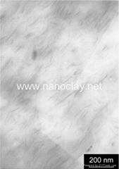 Nano bentonite (montmorillonite)  for Rubber application