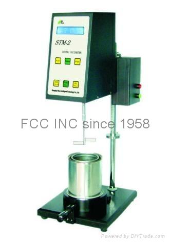 STM-2数字式斯托默粘度计