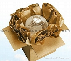易碎品纸垫保护包装