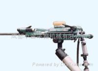 天水風動YT28氣腿式鑿岩機(四川成都)