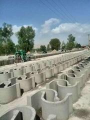 水利輸水u型槽機械設備
