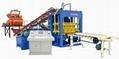液壓全自動彩色透水路面磚機械設備 1