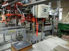 液压全自动水磨石砖成型机械设备