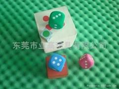 儿童玩具EVA骰子定做