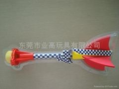 定做EVA火箭玩具