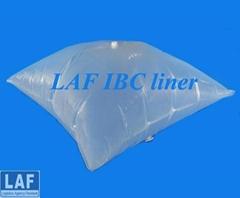 1000liter IBC liner for edible oils
