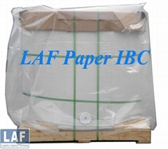 1000L paper IBC for edible liquid