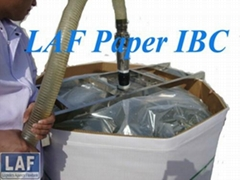 1000liter IBC liner/IBC bag for edible oilis
