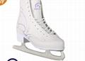 Winter sport shoe adult ice figure hockey skate stainless steel blade skate shoe