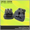 AU Travel Adaptor(NON-Grounding,With
