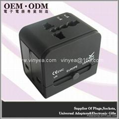 Universal Travel Plugs Adaptor (Hot Product - 2*)