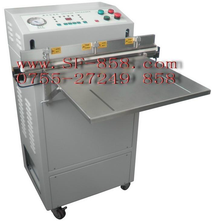 深圳外抽式真空包装机图片 1
