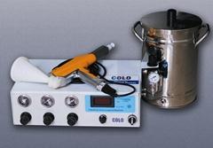 Manual Electrostatic Powder Coating Spraying Equipment