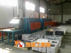 广东生产网带式粉末冶金烧结炉