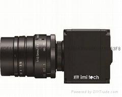 超短曝光時間運動科學2500萬100幀工業相機
