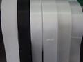 Non-Fluorescence polyester satin label