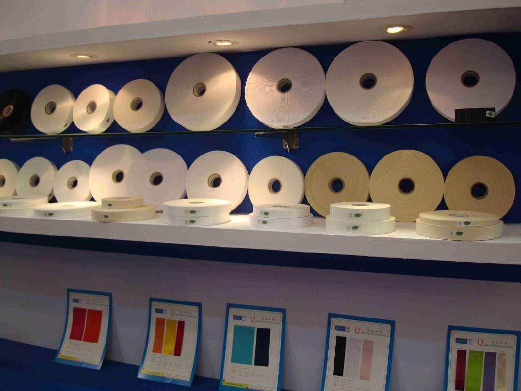 Slitted Cotton Label Tapes for printing 1