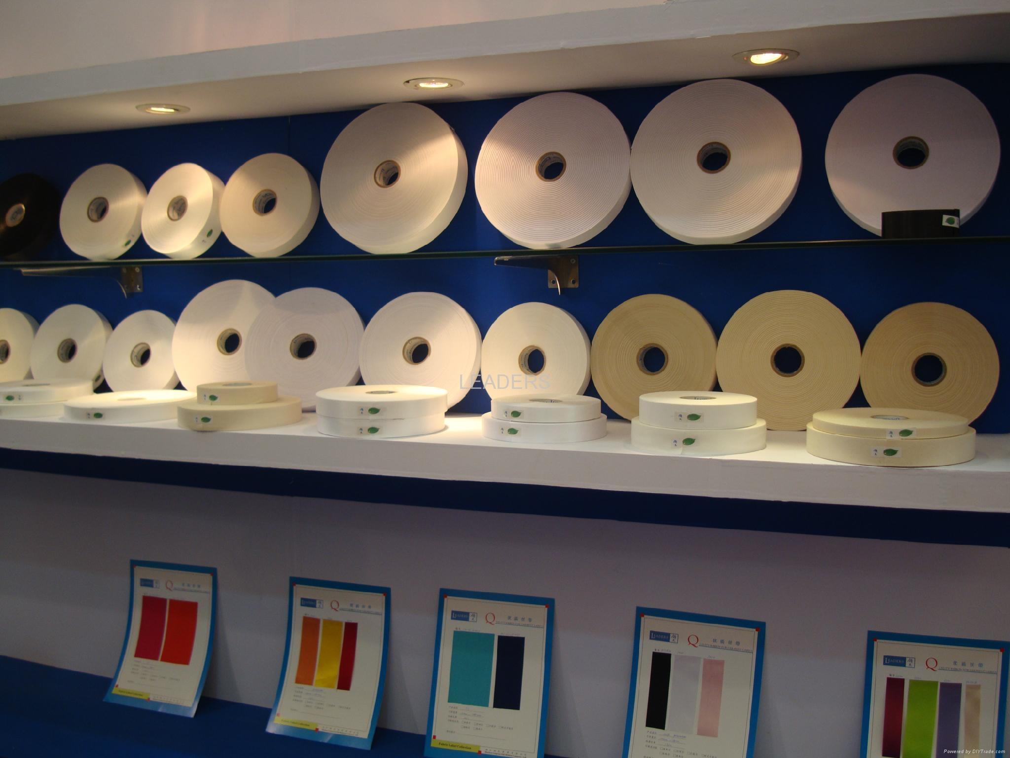 Woven Edge Cotton Label Tape 5