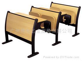 階梯課桌椅 4