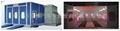 宝驰喷烤漆房 BC-D718 电加热型