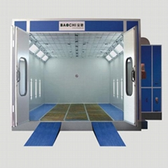 spray booth BC-728 fuel oil type