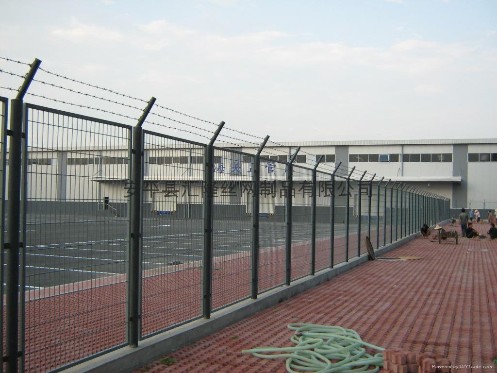 Customs Fence HW-01 1