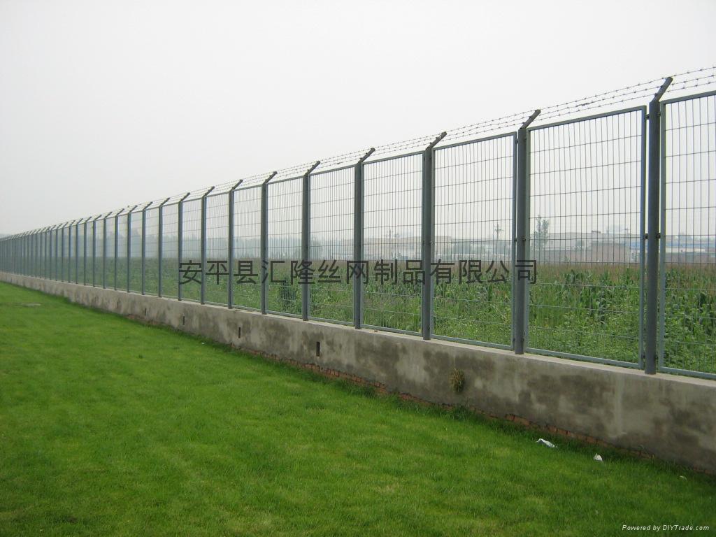 Customs Fence HW-01 4