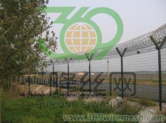 Jiaxiang Airport Fence in Shandong HW-05 3