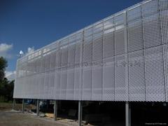 金屬裝飾網板 ZSB-8