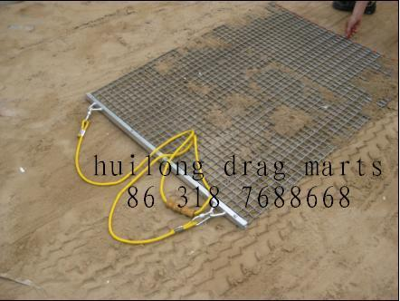 鋼網拖耙 SD53 5'Wx3'L 3