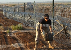 Military protection fencing CW-07