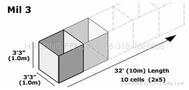 防洪金属网筐 WL-03 3