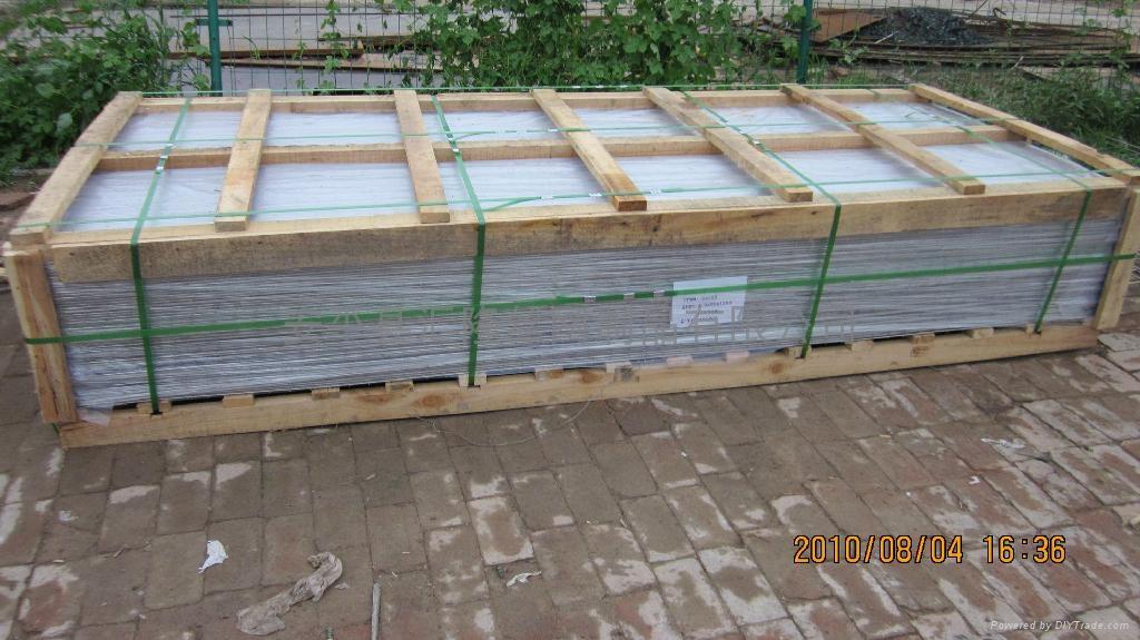 SS welded mesh panel - GW11 4