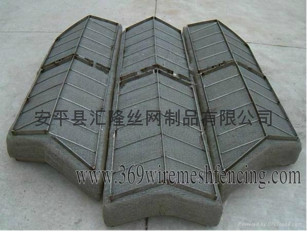 D06 304不鏽鋼帶框除沫器 4