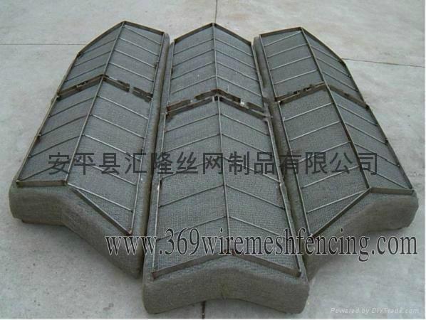 D06 304不锈钢带框除沫器 4