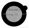 rubber serging filter Z-12