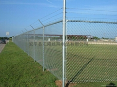 chain link fence for industry BW-02
