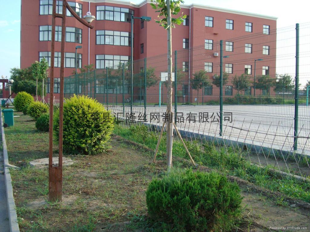 運動場隔離網 HW-22 1