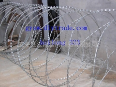 Barbed Razor wire CW-12