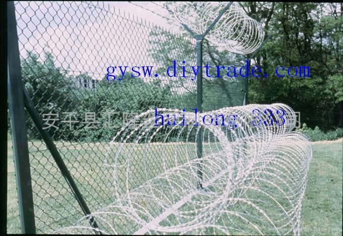 Barbed Razor wire CW-12 2