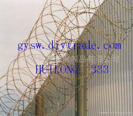 Barbed Razor wire CW-12 3