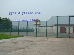 Security Fencing Wall  CW-03