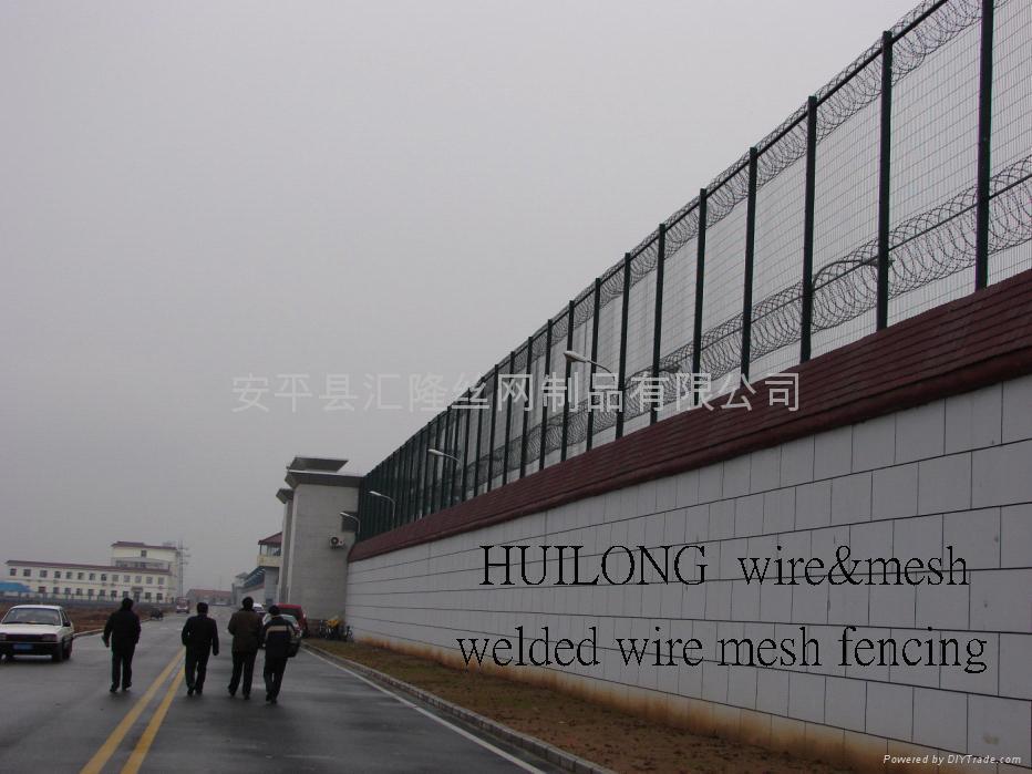 监狱隔离网墙 CW-01 1