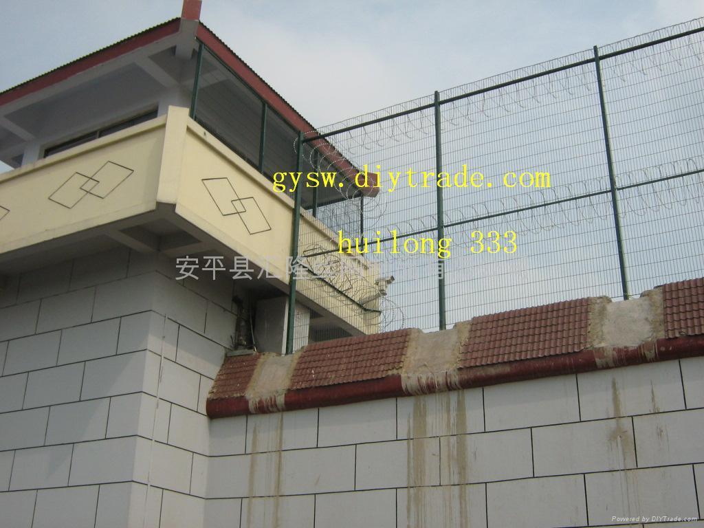 监狱隔离网墙 CW-01 2